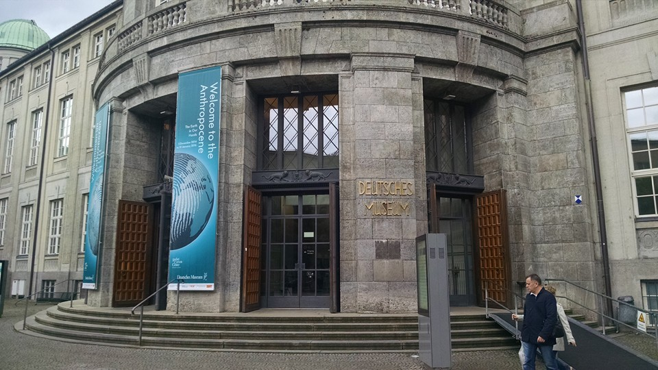 The Deutsches Museum in Munich is the best science museum I've ever seen in the world