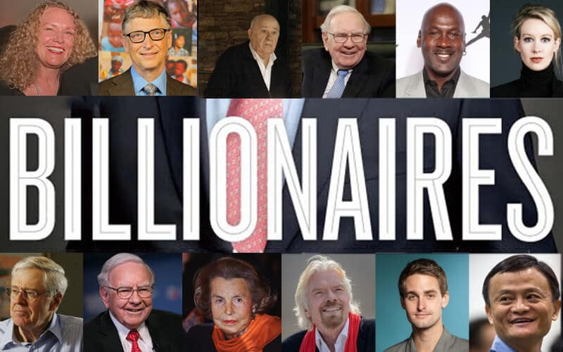 billionaire is the new four letter word