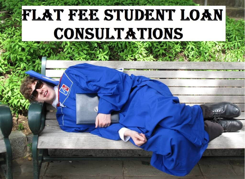 flat fee student loan consulting
