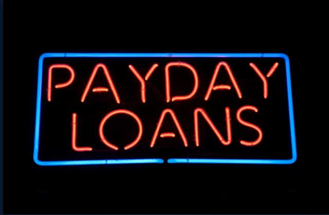 pawnshops and payday loans